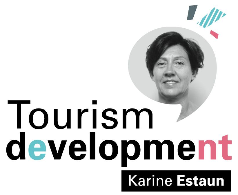 Tourism Devlopment : formation, stratégies et techniques commerciales, commercialisation office de tourisme